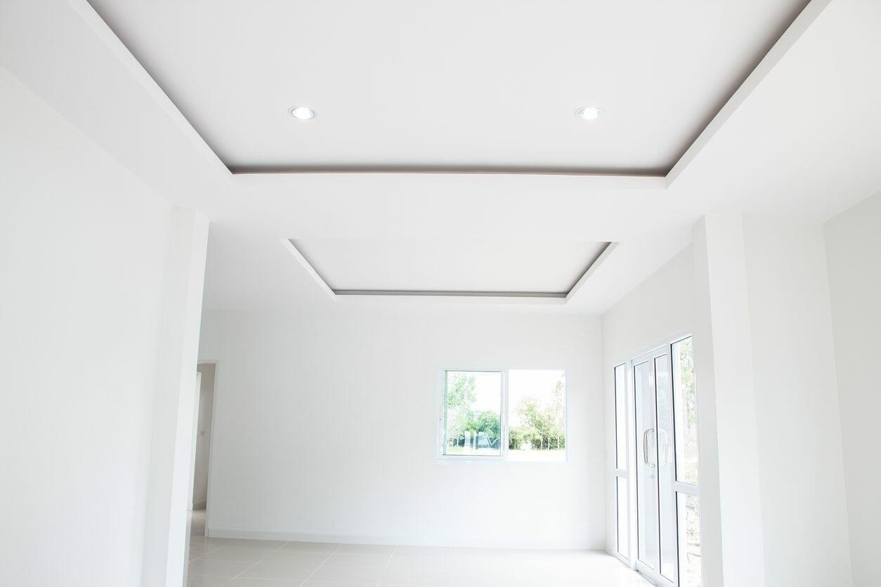 天井の壁紙やクロスの張替えにかかる費用 料金は