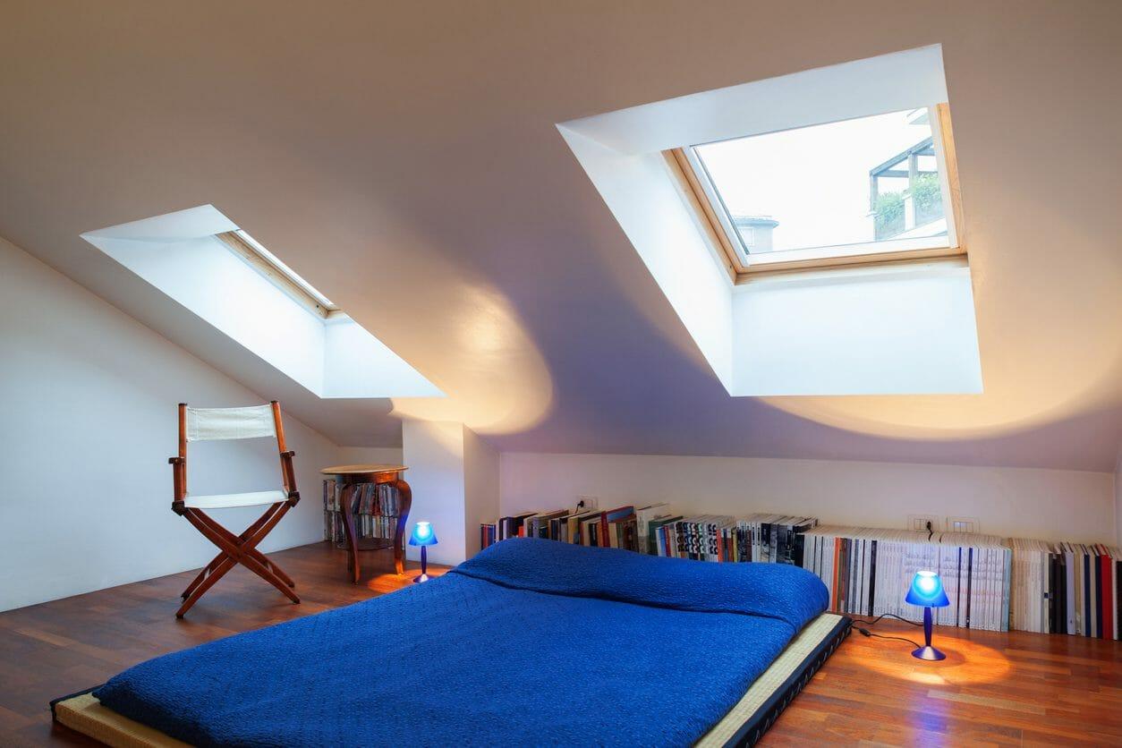天窓の後付けや設置リフォームの工事費用・価格は?