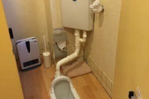 和式トイレのメリットとデメリットは?なぜ未だになくならないのか?