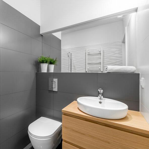 トイレに手洗い器を取り付けるリフォーム工事費用は?