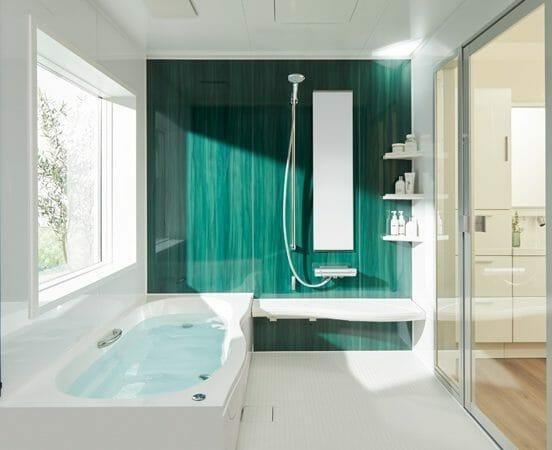 越谷市でお風呂リフォームが評判の会社と施工事例を紹介!