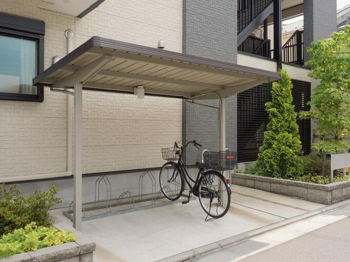 自転車置き場(サイクルポート)を設置するリフォーム費用・価格の相場は?
