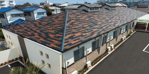 ケイミューの屋根