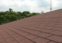 田島ルーフィングの屋根