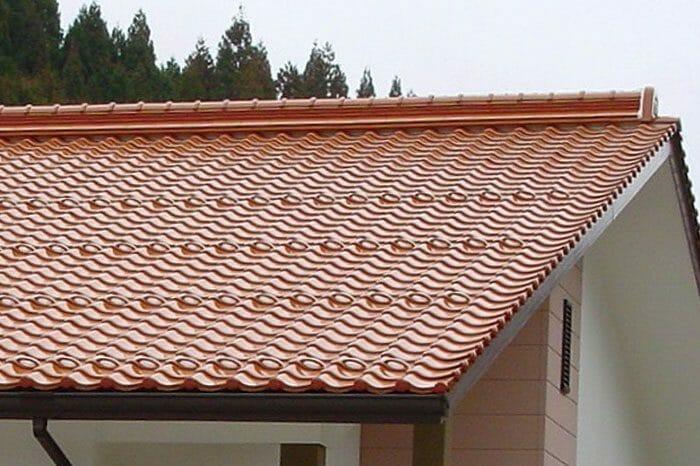 瓦屋根にリフォームする工事費用