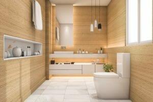トイレの床をタイルに張替えリフォームする費用や価格は?