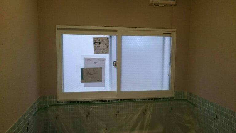 内窓設置リフォームの事例