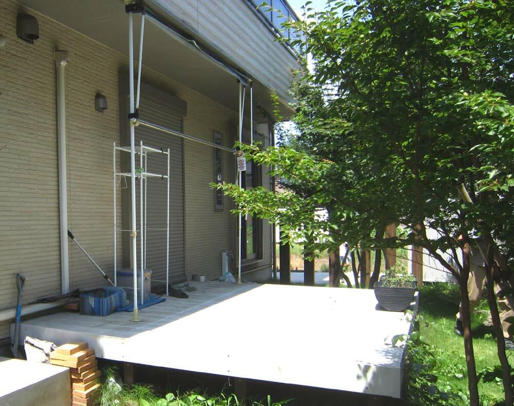 外壁と外構をリフォームで一新