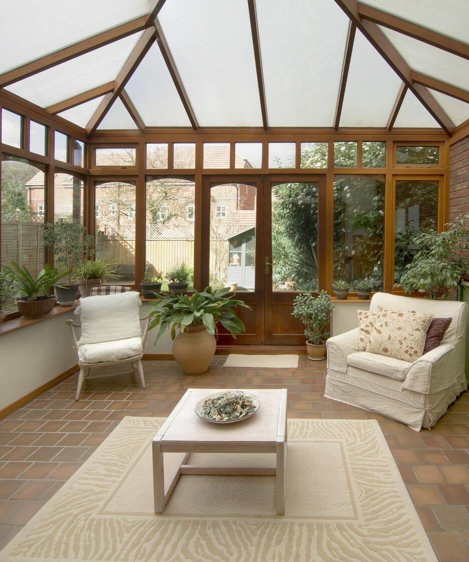 ガーデンルームの増築費用ってどれくらい?メリット・デメリットも解説