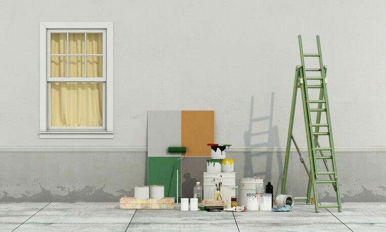 外壁塗装の工程・期間を解説!雨やトラブルの対処法もご紹介