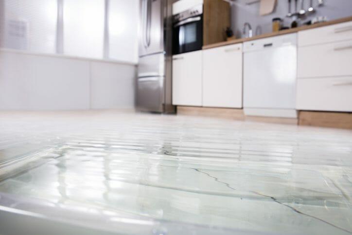 床下浸水したときの対処法!3つのステップ