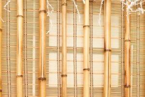 外壁に竹を取り付ける方法&コツ