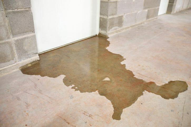床下浸水の処理にかかる費用は?