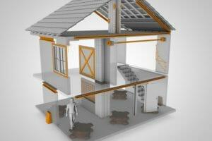 制震リフォームで地震対策をする方法と費用について