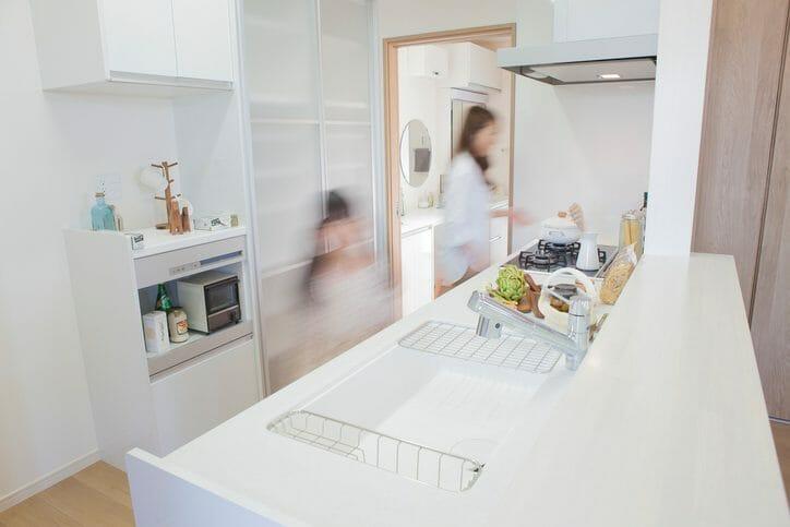 対面キッチンのリフォーム費用・価格の相場やリフォーム事例