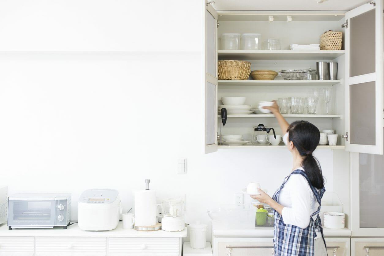 キッチン・台所の収納リフォームにかかる費用や価格は?