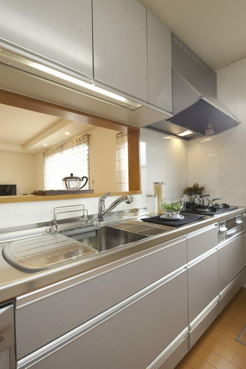 キッチンの場所移動にかかるリフォーム費用は?