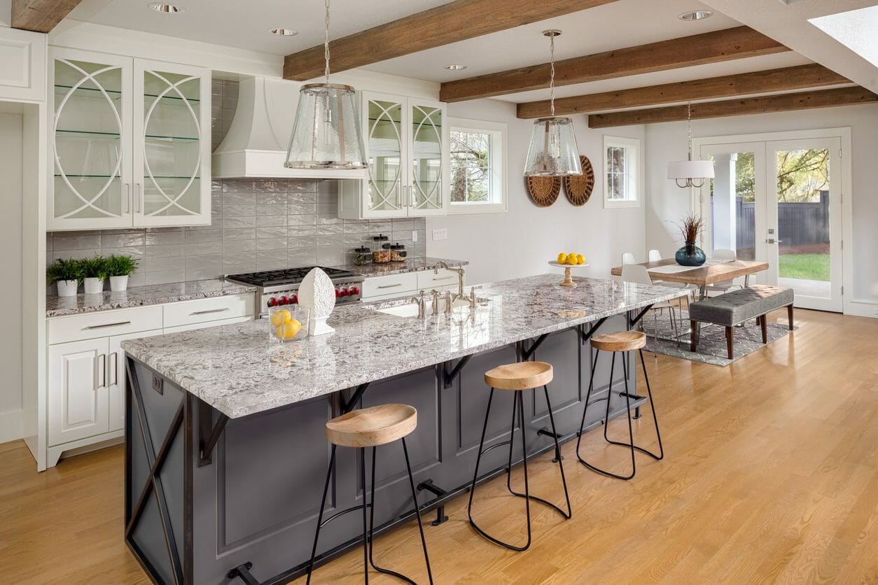 キッチンの天板を交換するのにかかる費用や価格は?