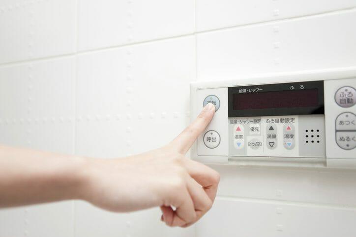 激安・格安で追い焚きあり給湯器を風呂に取り付け・交換するには?
