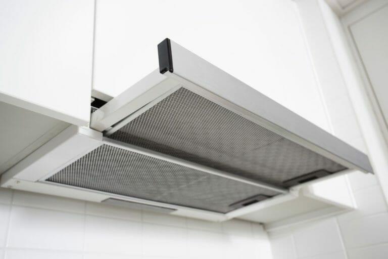キッチンの換気扇(レンジフード)の交換にかかる費用や価格は?