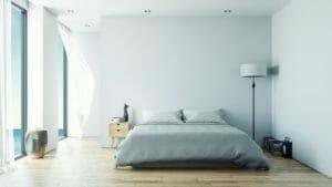 寝室 リノベーション