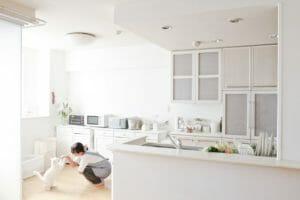 対面式I型キッチンの特徴・メリットデメリット・ポイントを一挙紹介!