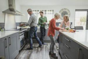 キッチンを洋風にするリフォームアイデア