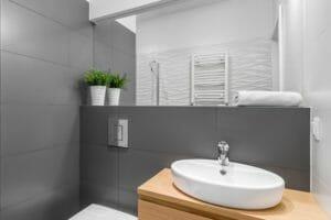 トイレをエコリフォームして節水・節電