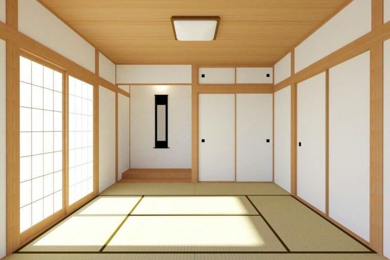 床の間を収納スペースにするリフォーム費用や価格は?