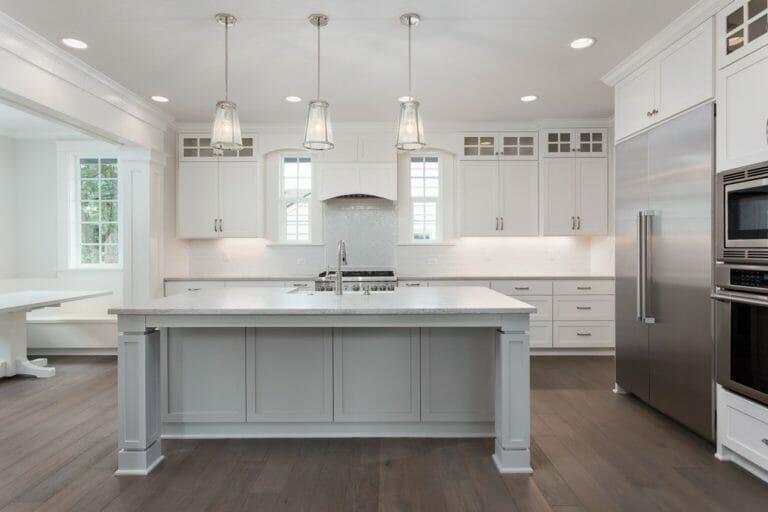 キッチンにカウンター下収納を!リフォーム費用やデザインを紹介!