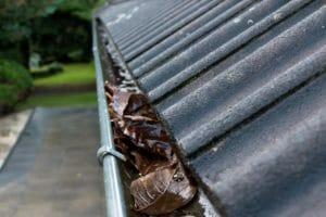 【雨樋の掃除方法】手順や道具について