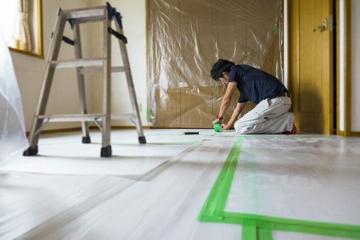 壁紙を洋風にリフォームして自分好みの部屋を作る方法は?