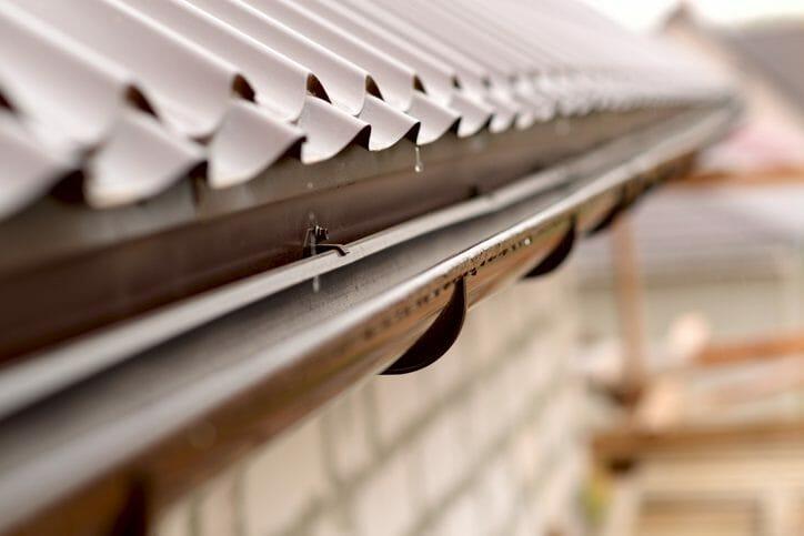 雨樋の継手の種類や付け方について