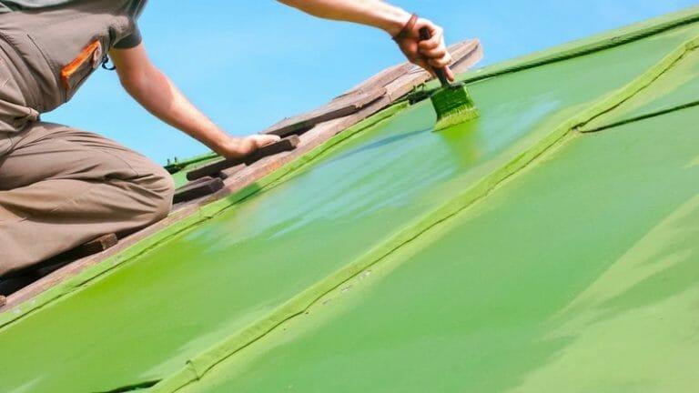 屋根の雨漏りは塗装で直せない!塗装の本来の意味について