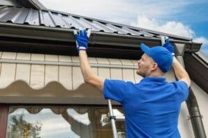 屋根 雨漏り 補修 材
