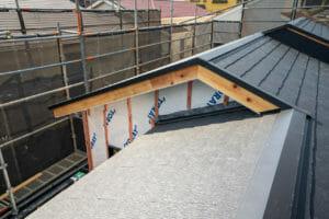 屋根の防水!ルーフィングシートの種類について