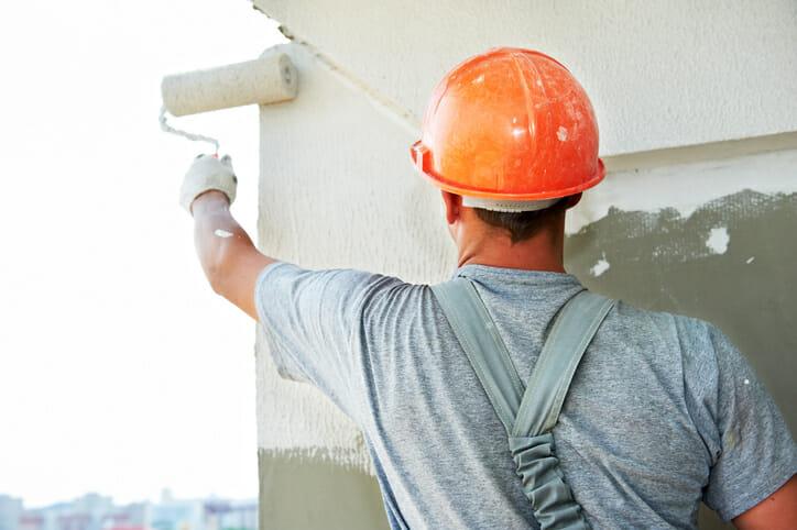 外壁塗装リフォームの工期と流れ