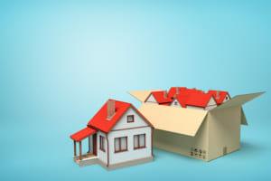 二 世帯 住宅 分離 型
