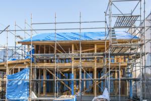 二 世帯 住宅 建て替え 期間