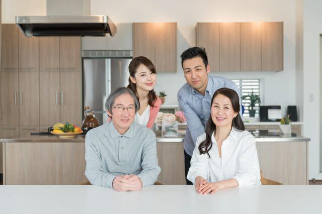 二世帯住宅に有利な減税条件と税金の優遇制度について