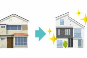 フルリフォームと建て替えをさまざまな項目で比較!