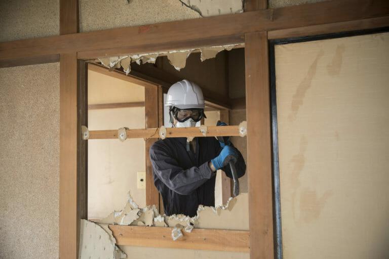 【家屋の解体と工期】解体工事の内容についても解説!