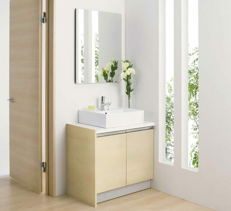 トクラスのLESTO(レスト)の機能や価格をご紹介。人気なデザインの洗面台に