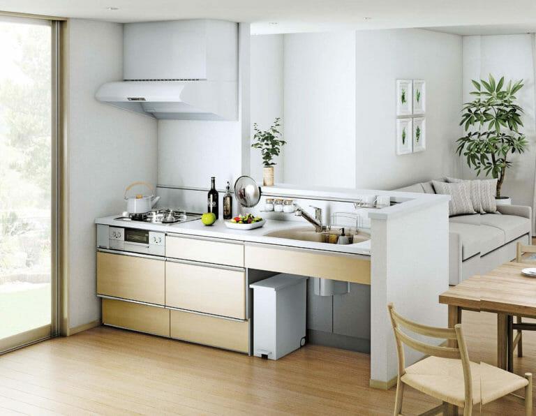 トクラスキッチン Bb(ビービー)の機能や価格をご紹介。システムキッチンのリフォームのご参考に